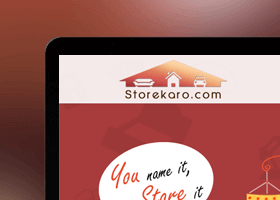 Storekaro website